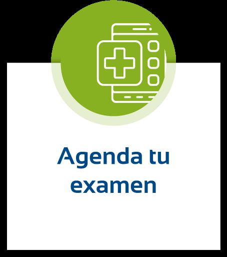 Agenda tu examen Clínica Azul Colombia